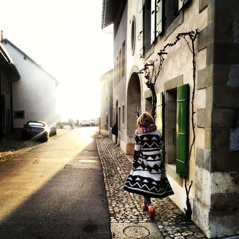 Strolling along StPrex…..